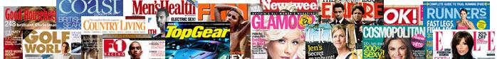 Compare Magazine Subscriptions