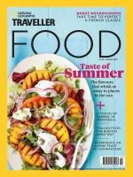National Geographic Traveller Food Magazine